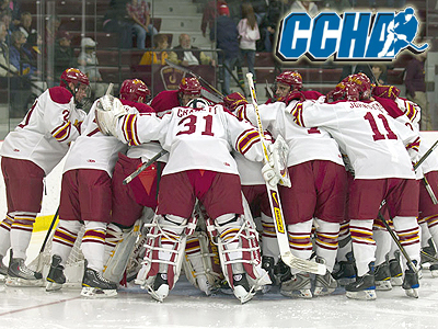 2011-12 CCHA Composite Schedule Announced
