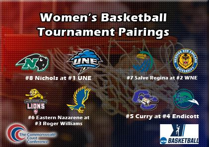 Women's Basketball Claims #5 Seed in CCC Tournament