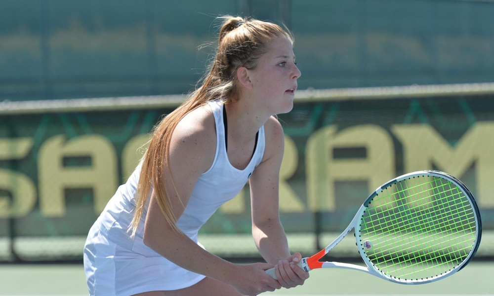 WOMEN'S TENNIS WRAPS ARIZONA ROAD TRIP WITH LOSS AT GRAND CANYON