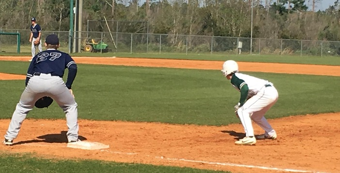 Ware Splits Double Header with Statesboro