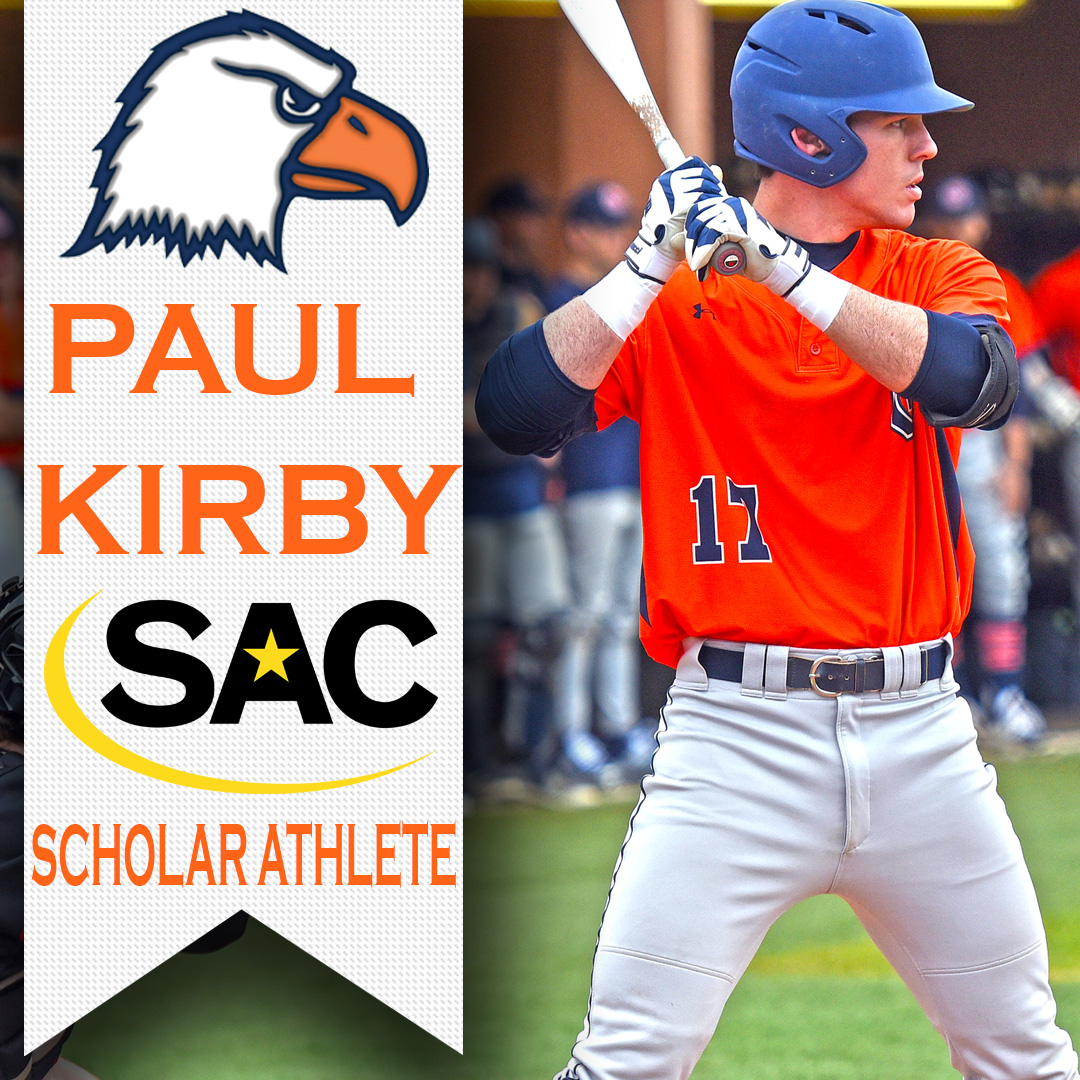 Kirby seizes SAC Scholar Athlete accolade