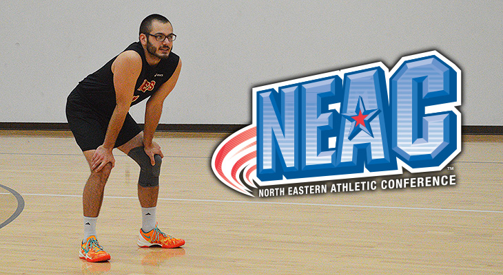 Hot-hitting Perdicho Earns NEAC Volleyball Weekly Honor