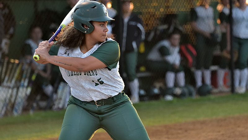 Richard Bland Sweeps Past Visiting Surry (N.C.) 11-2 (6), 12-4 (6)