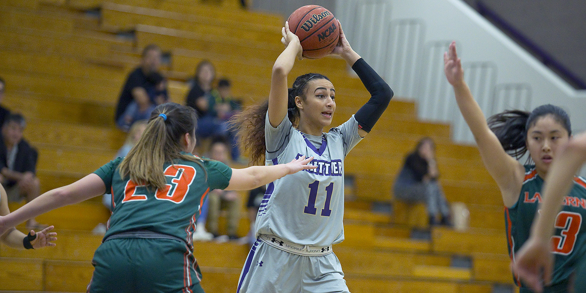 Mia Maglinte pours in 35 in loss to Linfield