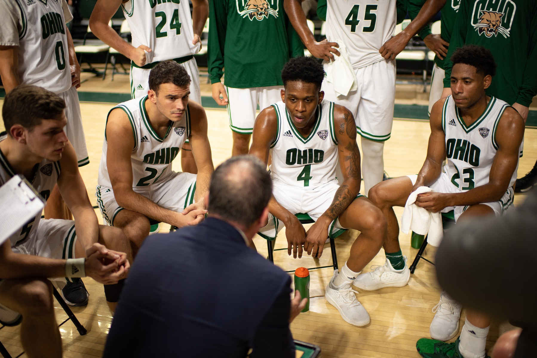 Ohio Men's Basketball Set to Host Iona on Tuesday inside the Convo