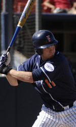 Efficient Offense Helps Fullerton to 12-2 Win in Super Regional Opener