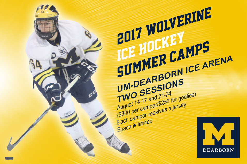 Photo for 2017 Summer Hockey Camp Schedule Announced