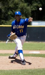 Hollands Named to All-Ping! Baseball Freshman Second Team