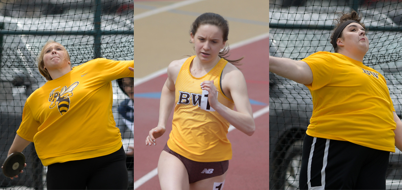 Brooke Buckhannon, Kelly Brennan, Jillian Roberts (Photos courtesy of Jesse Kucewicz)