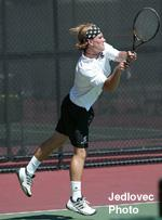 Men's Tennis to Host Santa Clara Classic