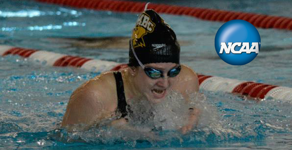 Escobedo Sets New School Record in Prelims of the 200 IM on Day One of the 2014 NCAA Championships