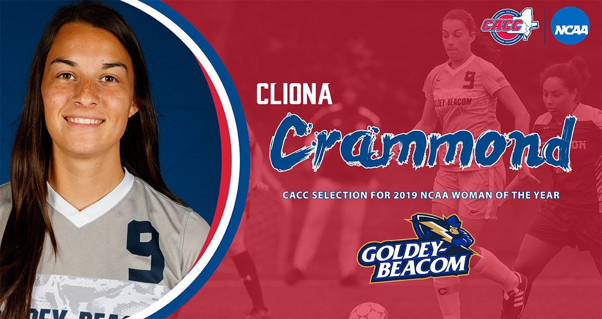 CACC Selects G-B's Cliona Crammond as its Nominee for 2019 NCAA Woman of the Year Award