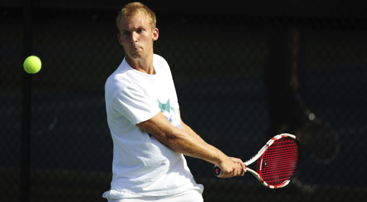 Bobcat Men's Tennis Starts Fall Season