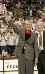 SCU Athletics Honors Loyal Bronco