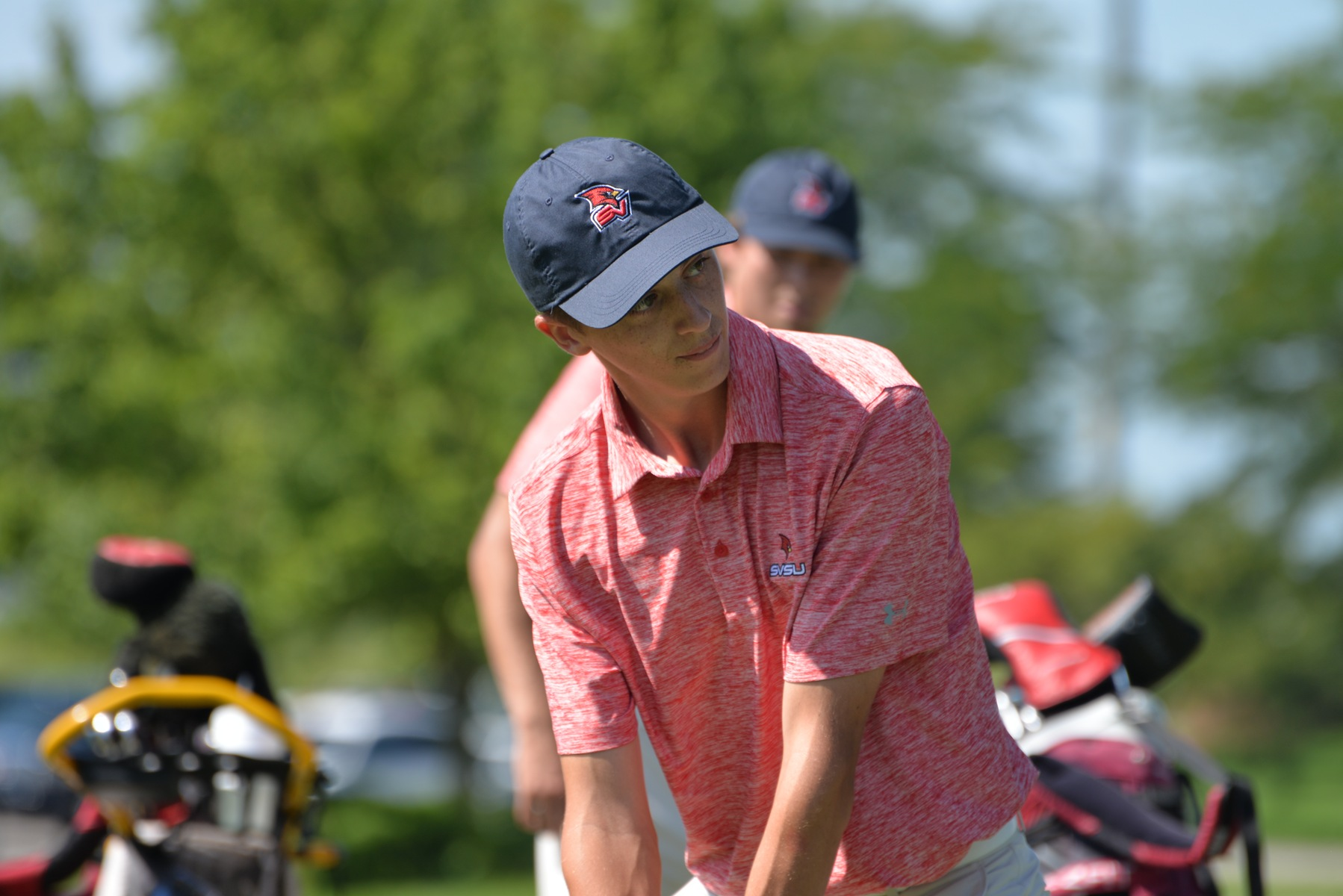 SVSU Men 2nd after opening 36 holes at Kyle Ryman Memorial