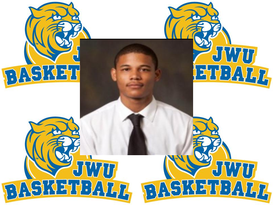 Feely-Lewis Signs with JWU Men's Basketball