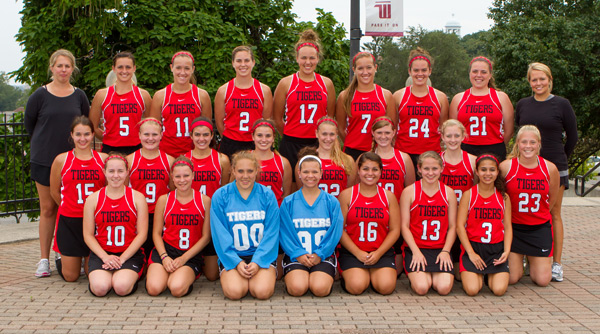 2013 Wittenberg Field Hockey