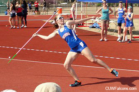 Track & Field competes at Tadd Metzger Invitational