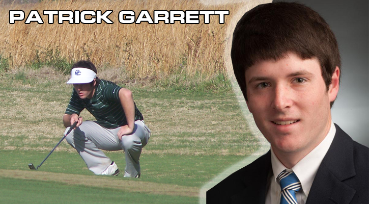 Garrett Named Bobcat Athlete of the Week