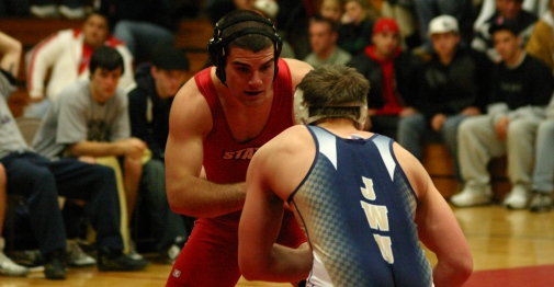 Cammisa, Quinlan Head to the NCAA Wrestling Championships
