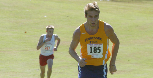 Taylor leads Tech men to fifth at OVC Championships