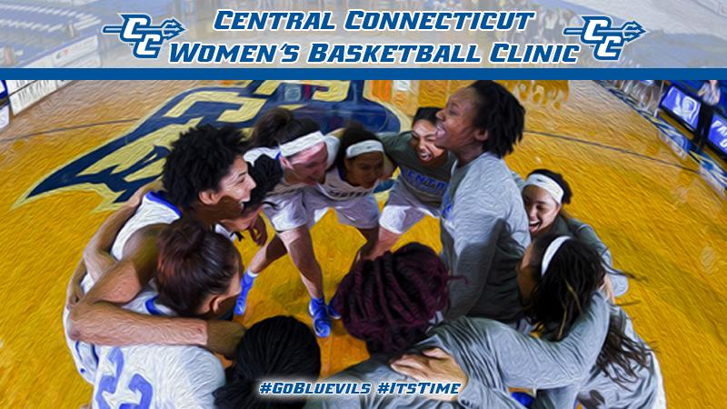 Women's Basketball To Hold Co-Ed Youth Spring Clinics