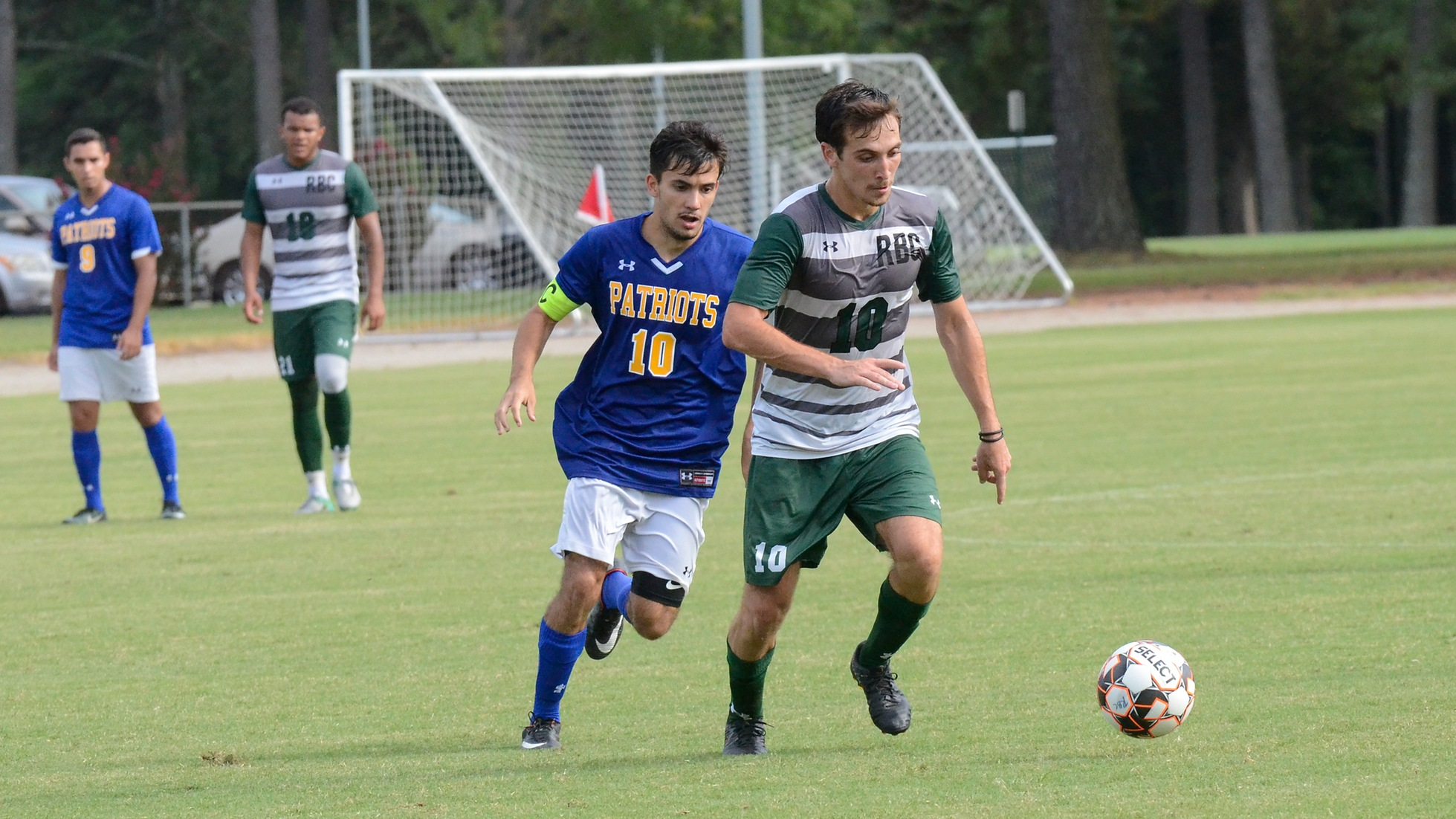 Overtime Winner Stuns Men's Soccer