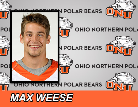 Sophomore Max Weese sets school record with 8 goals as Men's Lacrosse defeats Houghton (N.Y.) 22-4
