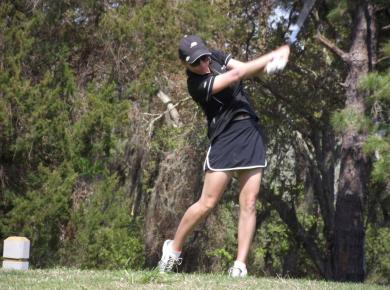Krahn Named SAA Women's Golfer of the Week