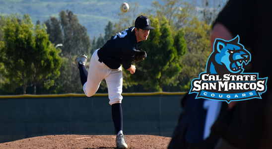 Pitcher Tyler Venturelli signs with Cal State San Marcos