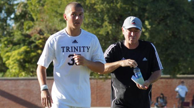 Trinity Fourth in NSCAA Men's Soccer Preseason National Rankings