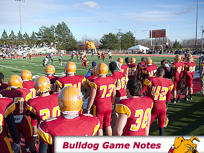 Football Game Notes: Northwood (Nov. 13)