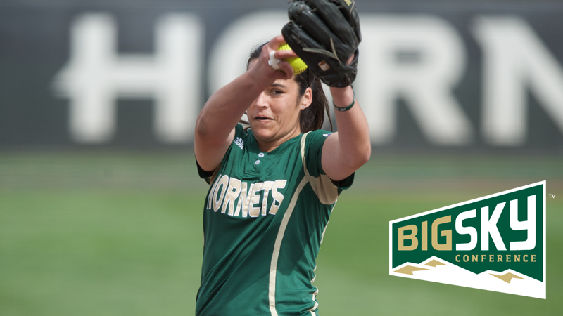BROOKS NAMED BIG SKY PITCHER OF THE WEEK FOR THE FOURTH TIME