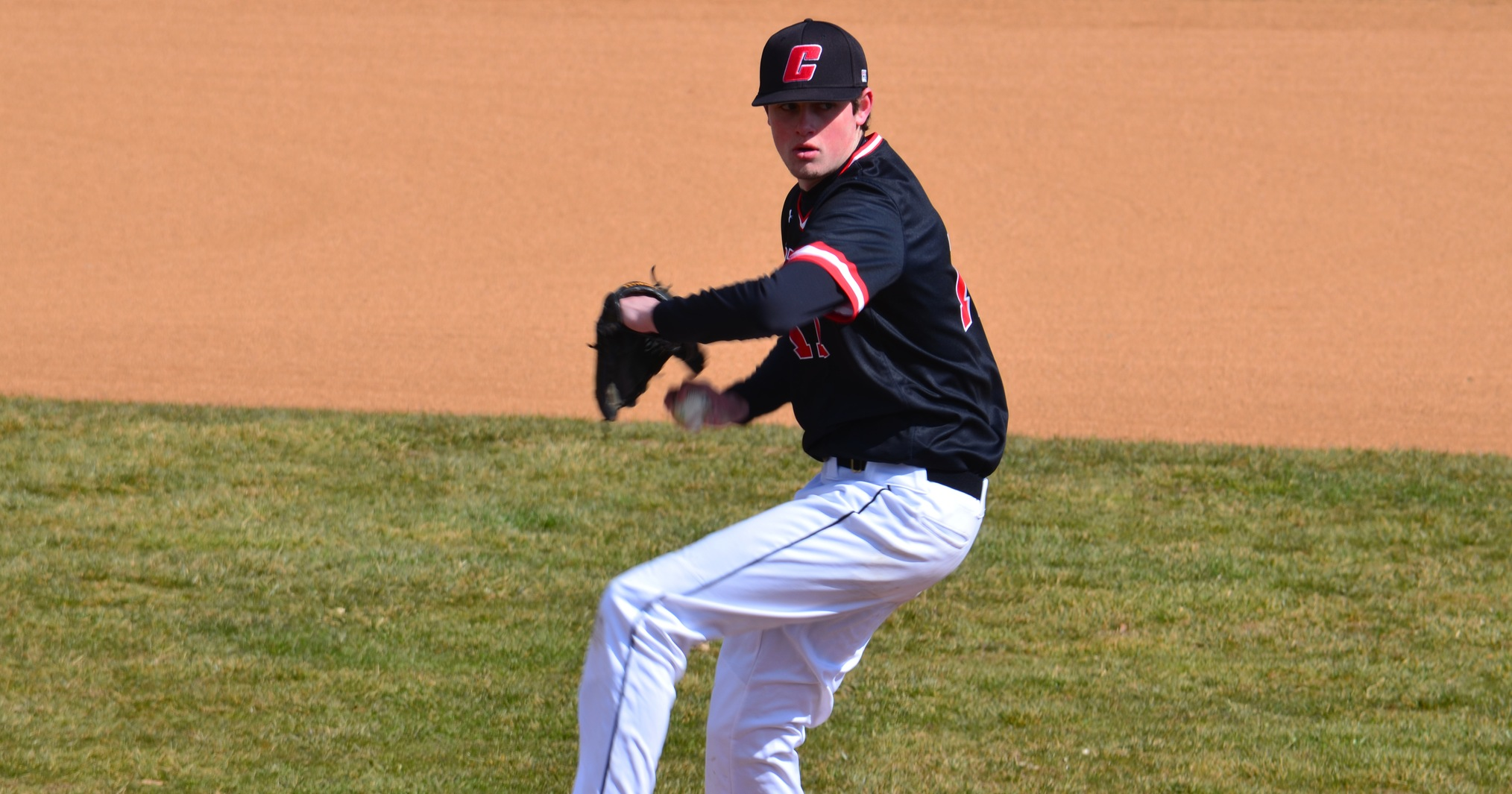 Alch Earns Third Win in 8-3 Win Over New England College