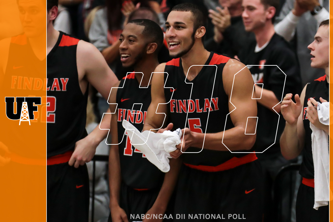 Oilers Ranked 18th in National Poll