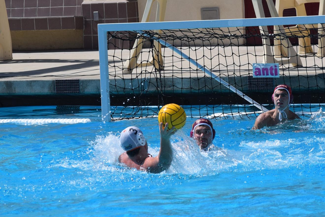 Men's Polo Surges to 3-0 Start