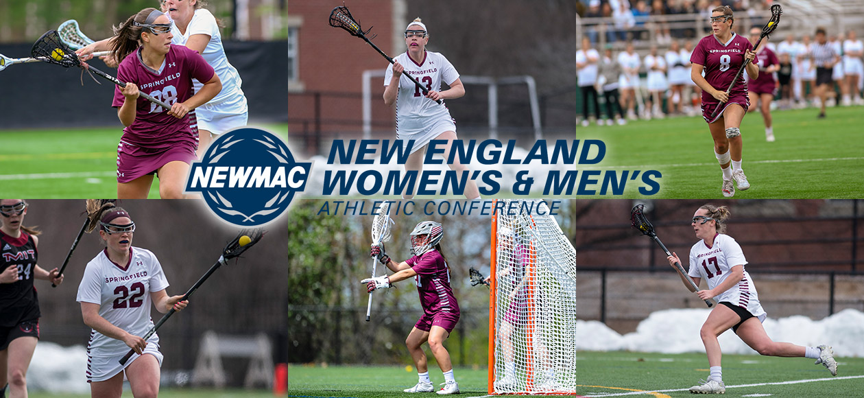 Six Women's Lacrosse Student-Athletes Garner NEWMAC All-Conference Honors; Wylie Named to All-Sportsmanship Team