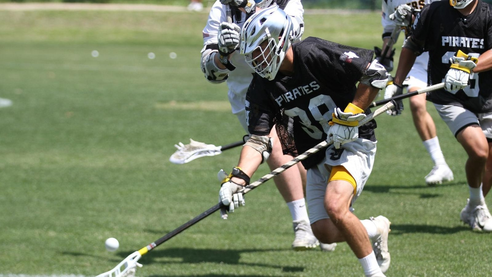 Men's Lacrosse Defeated in SCAC Championship Game