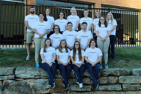 Emory & Henry Men's & Women's Swimming Teams
