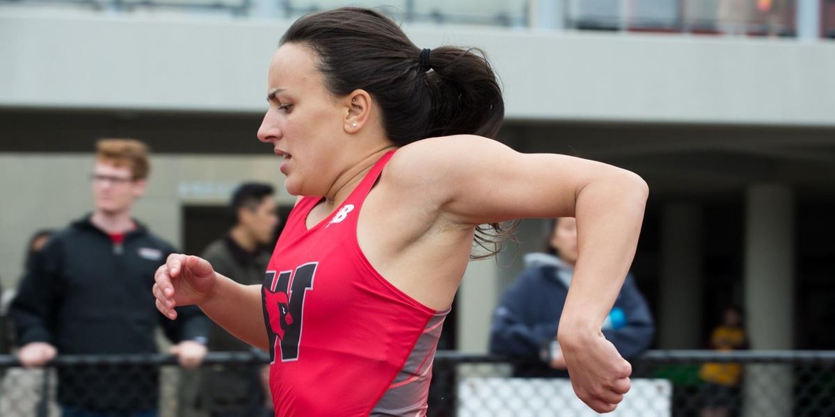 Aguiar Wraps Up Track & Field Career at NCAA Championship