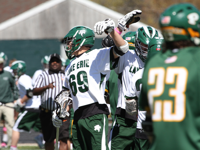 Storm Men Crack USILA Top-12 Poll For First Time
