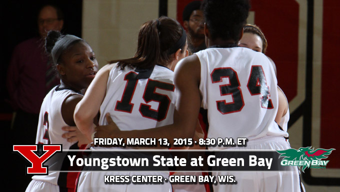 YSU Women's Basketball Huddle