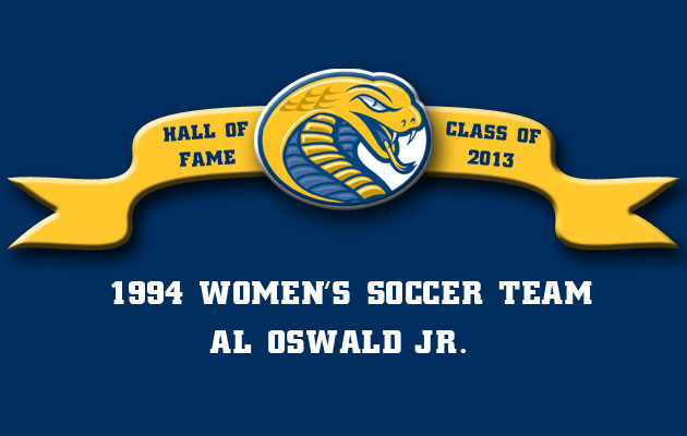 Coker to Induct '94 Women's Soccer Team and Al Oswald Jr. to Hall of Fame