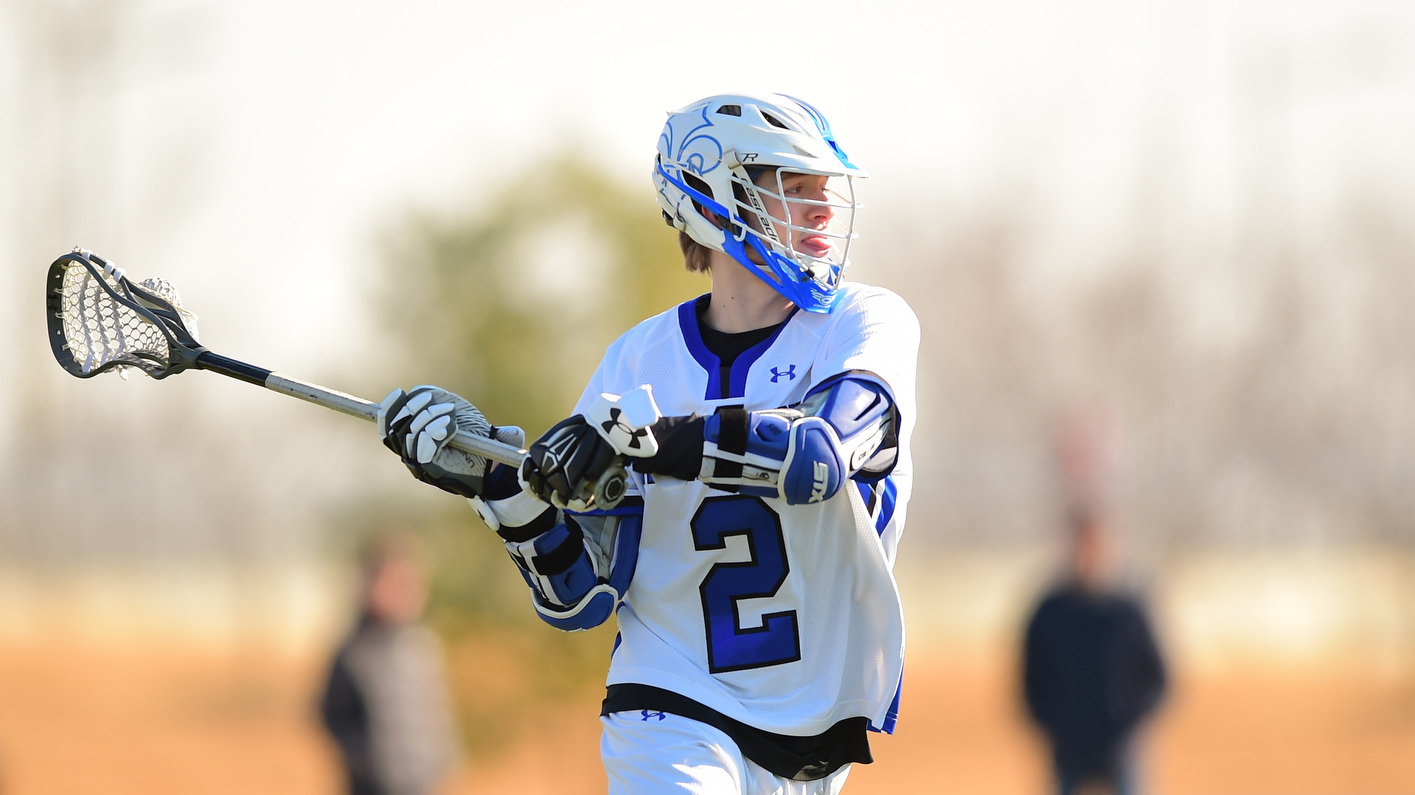Saints come up short in second leg of lacrosse double header