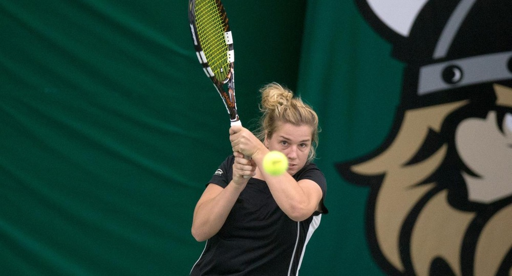 Women's Tennis Continues Strong Play At Viking Invitational