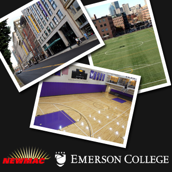 NEWMAC Welcomes Emerson College as 11th Member