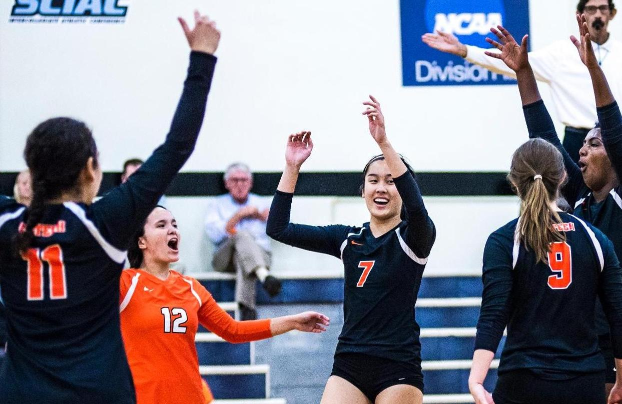 Volleyball Nets First Season Opening Win Since 2004