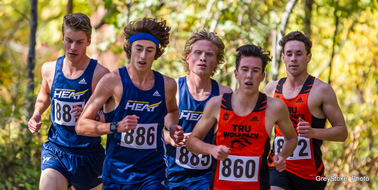 RECAP: Consistent improvement as Heat runners race in Abbotsford