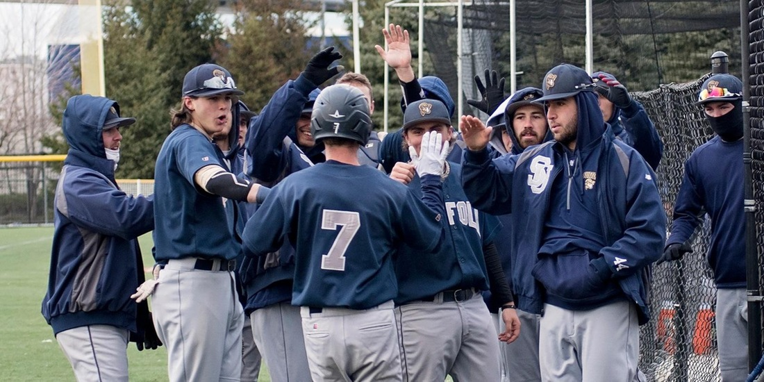 Baseball Takes on St. Joseph's (Maine) in GNAC Championship Contest