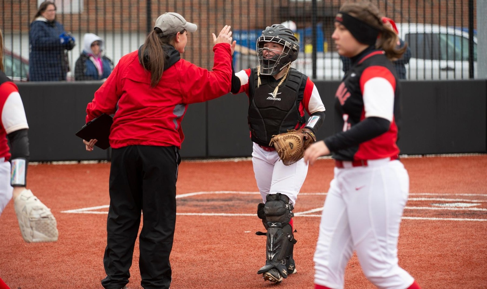 Softball Punches Ticket to Postseason